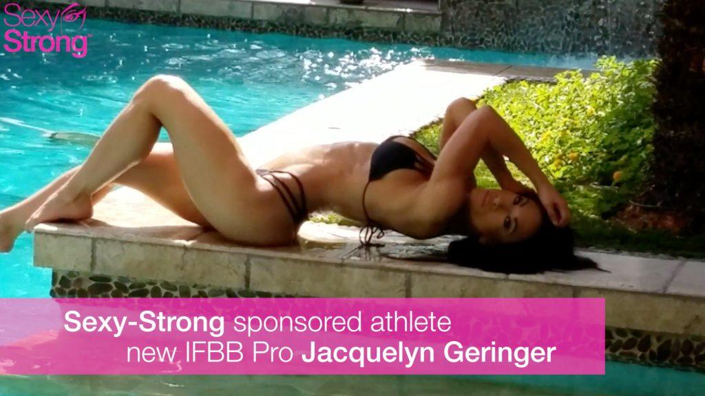 Jacquelyn Geringer Pro Debut Fuel Promo