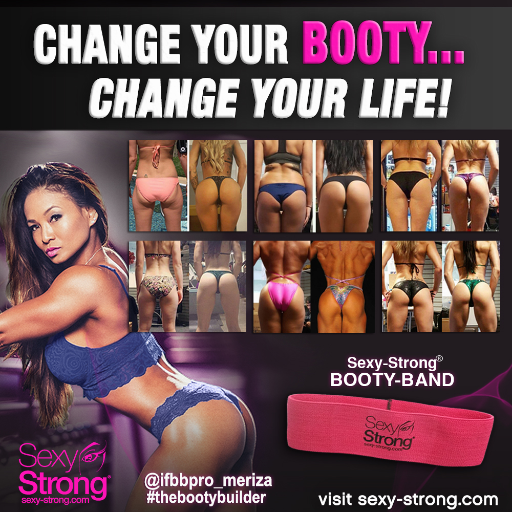 sexy-strong booty band